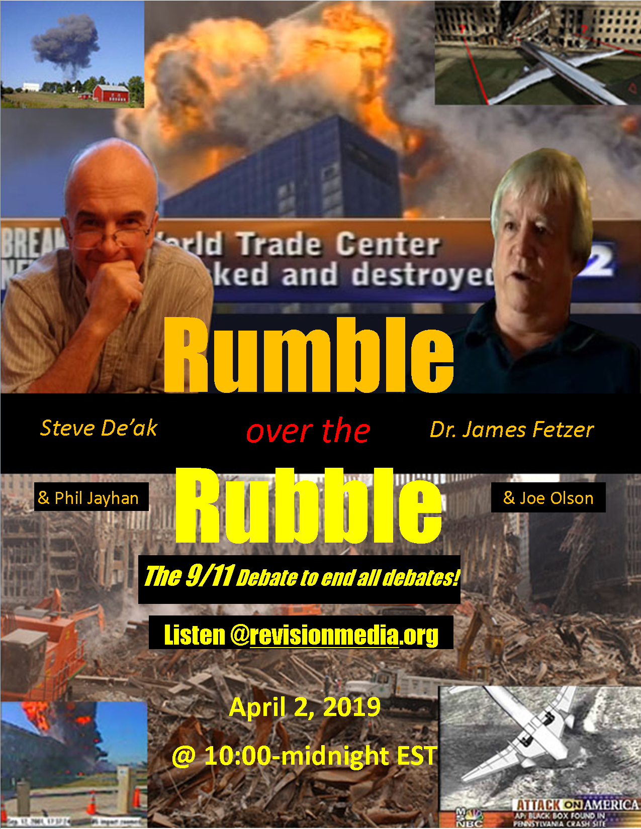 Rumble over the Rubble